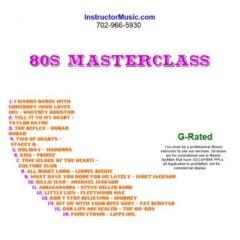 80s Masterclass