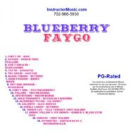 Blueberry Faygo