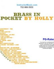 Brass In Pocket by Holly