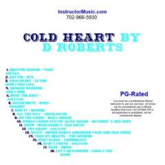 Cold Heart by D Roberts