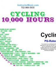 Cycling 10,000 Hours