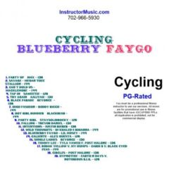 Cycling Blueberry Faygo