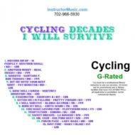 Cycling Decades I Will Survive