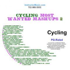Cycling Most Wanted Mashups 2