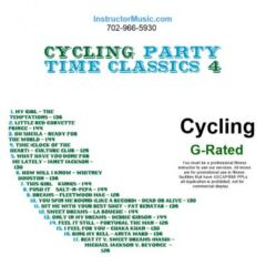 Cycling Party Time Classics 4