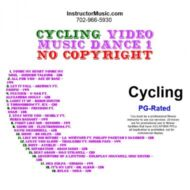 Cycling Video Music Dance 1