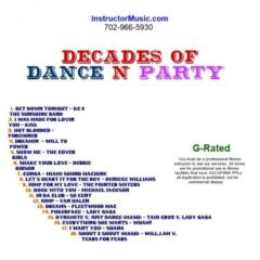 Decades of Dance n Party