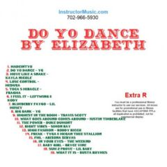 Do Yo Dance by Elizabeth
