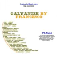 Galvanize by Francesco