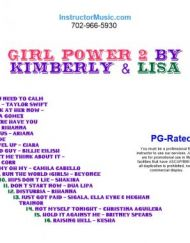 Girl Power 2 by Kimberly & Lisa