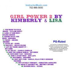 Girl Power 2 by Kimberly & Lisa