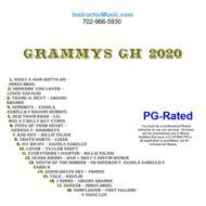 Grammys GH 2020