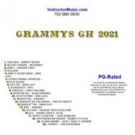 Grammys GH 2021