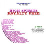 High Spirits (Royalty Free)