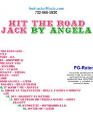 Hit the Road Jack by Angela