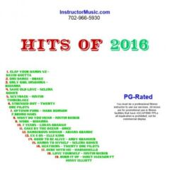 Hits of 2016