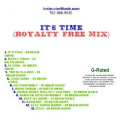 It's Time (Royalty Free Mix)