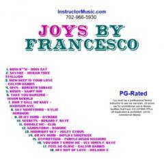 Joys by Francesco