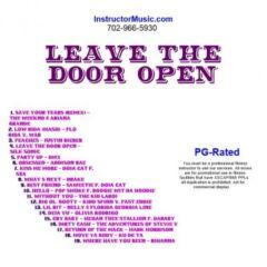 Leave the Door Open