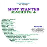 Most Wanted Mashups 4