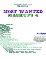 Most Wanted Mashups 4