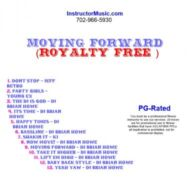 Moving Forward (Royalty Free)