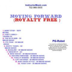 Moving Forward (Royalty Free)