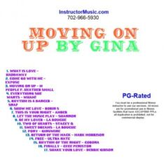 Moving On Up by Gina
