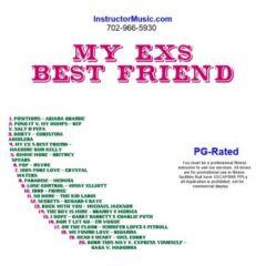 My Exs Best Friend