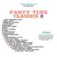 Party Time Classics 3