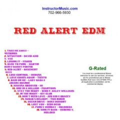 Red Alert EDM
