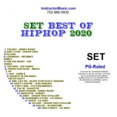 SET Best of HipHop 2020