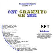 SET Grammys GH 2021