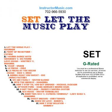 Music Insturctor - Let Tha Music Play! - YouTube