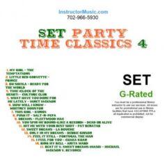 SET Party Time Classics 4
