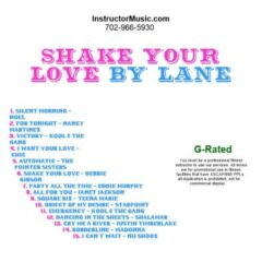 Shake Your Love by Lane