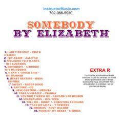 Somebody by Elizabeth