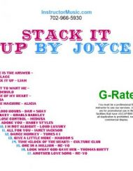 Stack it Up by Joyce