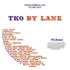 TKO by Lane