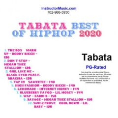 Tabata Best of HipHop 2020
