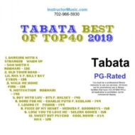 Tabata Best of Top40 2019