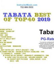 Tabata Best of Top40 2019