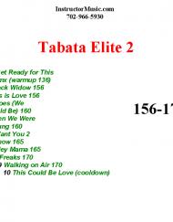 Tabata Elite 2