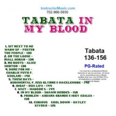 Tabata In My Blood
