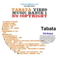 Tabata Video Music Dance 1
