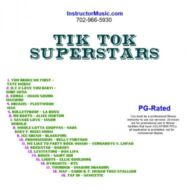 Tik Tok Superstars