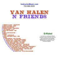 Van Halen n Friends