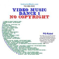 Video Music Dance 1
