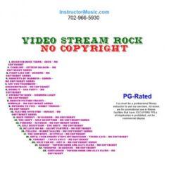 Video Stream Rock