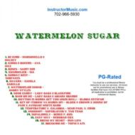 Watermelon Sugar